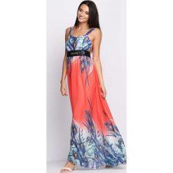Sukienki: Koralowa Sukienka Better Days