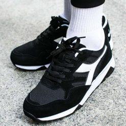 Buty Diadora N902 S (173290-800). Szare buty skate męskie Diadora, z materiału. Za 279,99 zł.