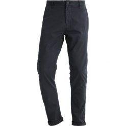 Chinosy męskie: Minimum NORTON Spodnie materiałowe navy blazer