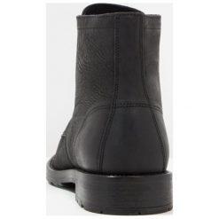 Botki męskie: Shoe The Bear MASON Botki sznurowane black