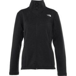 The North Face INLUX  Kurtka z polaru black. Różowe kurtki sportowe damskie marki The North Face, m, z nadrukiem, z bawełny. Za 449,00 zł.