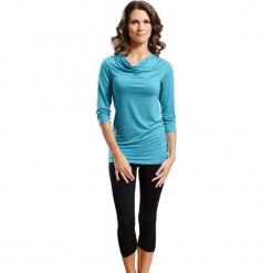 Piżama w kolorze niebiesko-czarnym - koszulka, legginsy. Czarne piżamy damskie Doctor Nap, s. W wyprzedaży za 72,95 zł.