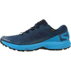 Salomon XA ELEVATE GTX Obuwie do biegania Szlak poseidon/hawaiian surf/black. Niebieskie buty do biegania męskie marki Salomon, z materiału. W wyprzedaży za 475,30 zł.
