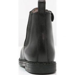 Aigle SHETLAND  Botki black. Czarne buty zimowe damskie Aigle, z kauczuku. W wyprzedaży za 219,45 zł.