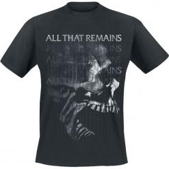 All That Remains Skull T-Shirt czarny. Czarne t-shirty męskie All That Remains, xl. Za 74,90 zł.