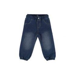 Name it Boys Spodnie Sinur medium blue Denim. Niebieskie spodnie chłopięce marki Name it, z bawełny. Za 83,63 zł.