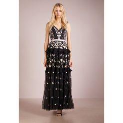 Długie sukienki: Needle & Thread DITSY SLEEVELESS GOWN Długa sukienka graphite