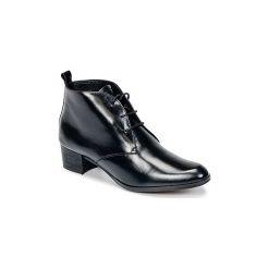 Czółenka Elizabeth Stuart  ILIS. Czarne buty ślubne damskie Elizabeth Stuart. Za 638,10 zł.