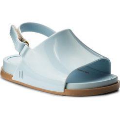 Sandały dziewczęce: Sandały MELISSA – Mini Melissa Beach Slide Sanda 31997 Blue/Beige 51775