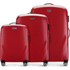 Walizki: Zestaw walizek 56-3P-57S-30