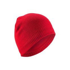 Czapka PURE. Czerwone czapki damskie WED'ZE. Za 29,99 zł.