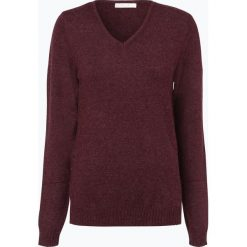 Vila - Sweter damski – Viril, czerwony. Czerwone swetry klasyczne damskie Vila, m, z dzianiny. Za 119,95 zł.