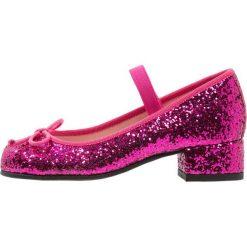 Pretty Ballerinas Baleriny z zapięciem pink. Czarne baleriny dziewczęce marki Pretty Ballerinas. W wyprzedaży za 390,15 zł.