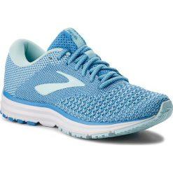 Buty BROOKS - Revel 2 120281 1B 406 Blue/Island/White. Niebieskie buty do biegania damskie Brooks, z materiału. W wyprzedaży za 299,00 zł.
