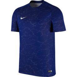 Nike Koszulka męska Flash CR7 Top granatowa r. L (777544 455). Niebieskie koszulki sportowe męskie marki Nike, l. Za 126,00 zł.