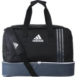 Torby podróżne: adidas Performance TIRO  Torba sportowa black/dark grey/white