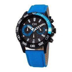 """Zegarki męskie: Zegarek """"CM509-663"""" w kolorze niebiesko-czarnym"""
