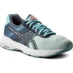 Buty ASICS - Gel Phoenix 9 T872N Porcelain Blue/Silver/Flash Coral 1493. Czarne buty do biegania damskie marki Asics. W wyprzedaży za 279,00 zł.