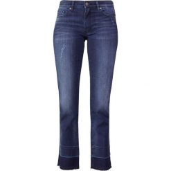 BOSS CASUAL NASHVILLE Jeansy Slim Fit bright blue. Niebieskie boyfriendy damskie BOSS Casual. Za 629,00 zł.