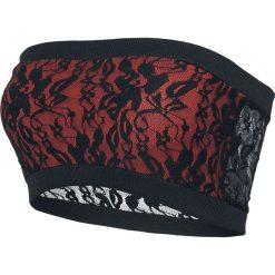 Black Premium by EMP I'm Free Top Bandeau czarny/czerwony. Czarne topy damskie marki Black Premium by EMP, xl, z poliesteru. Za 42,90 zł.
