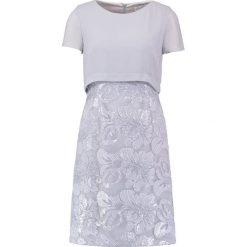 Sukienki hiszpanki: Young Couture by Barbara Schwarzer Sukienka koktajlowa ice