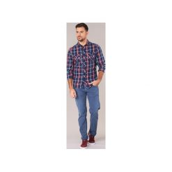 Jeansy straight leg Replay  GROVER. Niebieskie jeansy męskie marki Adidas, m. Za 487,20 zł.