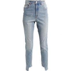 Cheap Monday DONNA Jeansy Slim Fit dollar blue. Niebieskie boyfriendy damskie Cheap Monday. W wyprzedaży za 149,50 zł.