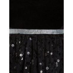 Sukienki dziewczęce z falbanami: OVS DRESS SEQUINS Sukienka koktajlowa meteorite