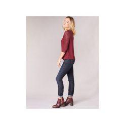 Jeansy slim fit Freeman T.Porter  Alexa Slim SDM. Niebieskie jeansy damskie relaxed fit marki Sinsay, z podwyższonym stanem. Za 399,00 zł.