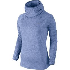 Bluzy damskie: bluza do biegania damska NIKE ELEMENT HOODY / 685818-486 – NIKE ELEMENT HOODY