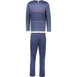 Piżamy męskie: Piżama w kolorze granatowym