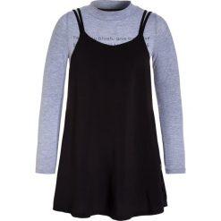 Sukienki dziewczęce letnie: Tumble 'n dry EVONA SET Sukienka letnia light grey melange