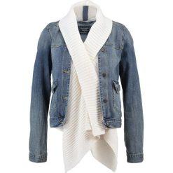 Kurtki i płaszcze damskie: Abercrombie & Fitch Kurtka jeansowa blue denim