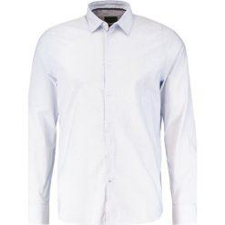 Koszule męskie na spinki: Sisley Koszula biznesowa light blue