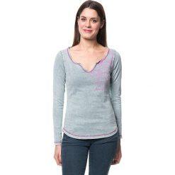 """T-shirty damskie: Koszulka """"Tiana"""" w kolorze jasnoszarym"""