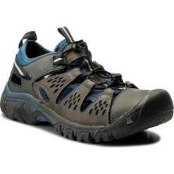 Sandały KEEN - Arroyo III 1018595 Empire/Blue Opal. Niebieskie sandały męskie skórzane Keen. W wyprzedaży za 339,00 zł.