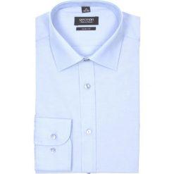 Koszula bexley 2364 długi rękaw slim fit niebieski. Czerwone koszule męskie na spinki marki Recman, m, z długim rękawem. Za 129,00 zł.
