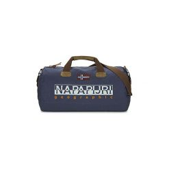 Torby podróżne Napapijri  BERING. Niebieskie torby podróżne Napapijri. Za 476,10 zł.