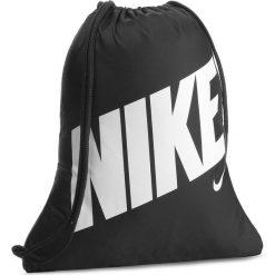 Plecak NIKE - BA5262 015. Czarne plecaki męskie Nike, z materiału. Za 49,00 zł.