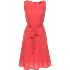 Sukienki: Sukienka bonprix koralowy
