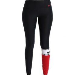 Nike Performance Legginsy black/white/black/gym red. Czarne legginsy Nike Performance, xl, z elastanu. Za 199,00 zł.