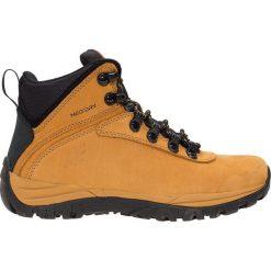 Buty trekkingowe damskie: Buty trekkingowe damskie OBDH204Z – beż miodowy