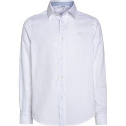 BOSS Kidswear Koszula blanc. Niebieskie bluzki dziewczęce bawełniane marki BOSS Kidswear. Za 289,00 zł.