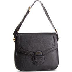 Torebka COCCINELLE - DS0 Vega E1 DS0 13 01 01 Noir 001. Czarne torebki klasyczne damskie marki Coccinelle, ze skóry. Za 1699,90 zł.