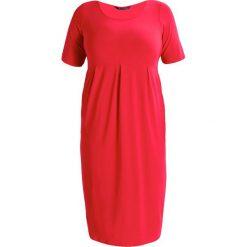 Sukienki hiszpanki: Evans POCKET DRESS Sukienka z dżerseju red