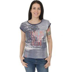 4f Koszulka damska H4L17-TSD014NAVY granatowa r. XS. T-shirty damskie 4f, l. Za 57,90 zł.