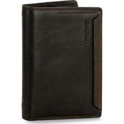 Duży Portfel Męski STRELLSON - Camden 4010002294 Dark Brown 702. Brązowe portfele męskie Strellson, ze skóry. W wyprzedaży za 169,00 zł.
