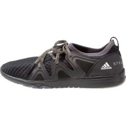 Buty do fitnessu damskie: adidas by Stella McCartney CRAZYMOVE PRO Obuwie treningowe core black/night steel/shell beige