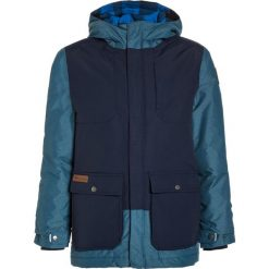 Columbia LOST BROOK Kurtka zimowa collegiate navy/blue heron heather. Niebieskie kurtki chłopięce sportowe marki bonprix, z kapturem. W wyprzedaży za 359,10 zł.