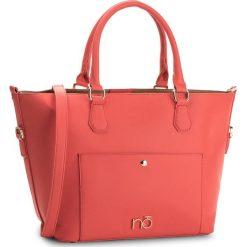 Torebka NOBO - NBAG-E0080-C005 Koralowy. Czerwone torebki klasyczne damskie Nobo, ze skóry ekologicznej. W wyprzedaży za 139,00 zł.